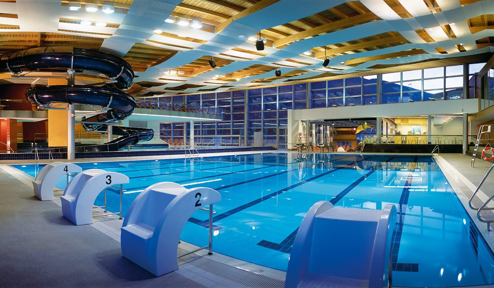 Exclusive for our guests: unlimited access to the Acquarena in Brixen