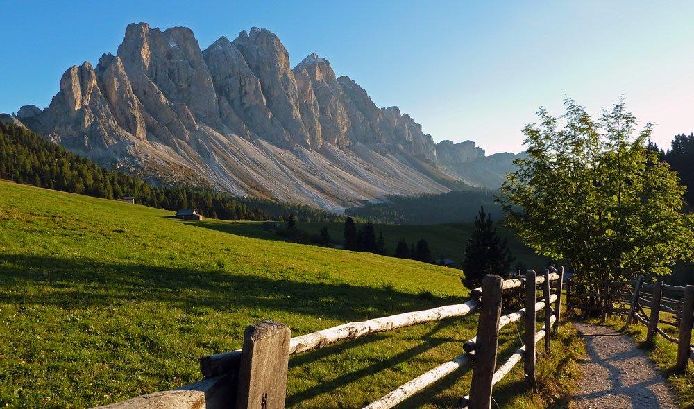 Bei Wanderferien Südtirol von seiner schönsten Seite erleben
