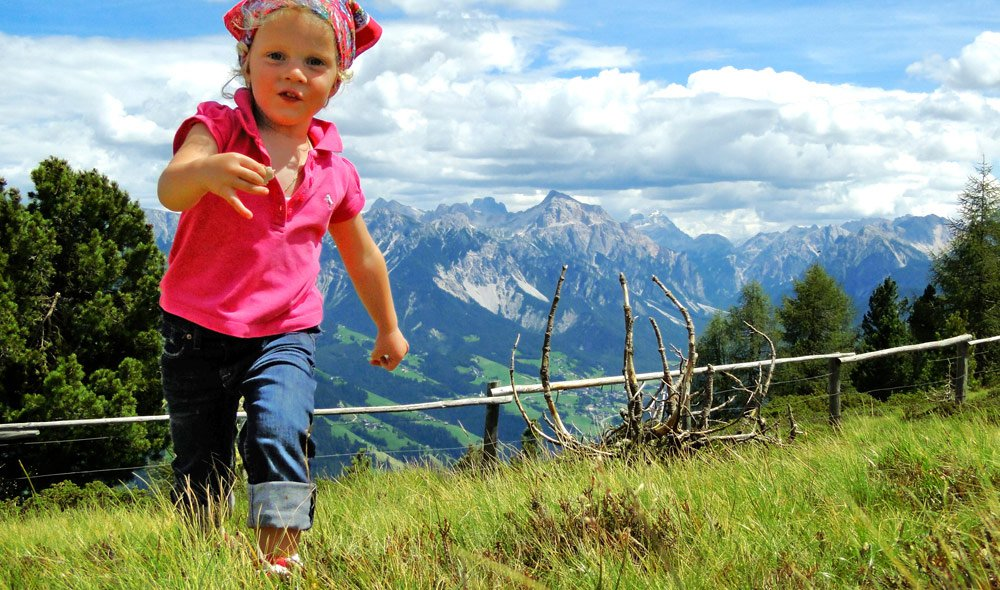 Discover South Tyrol with the whole family