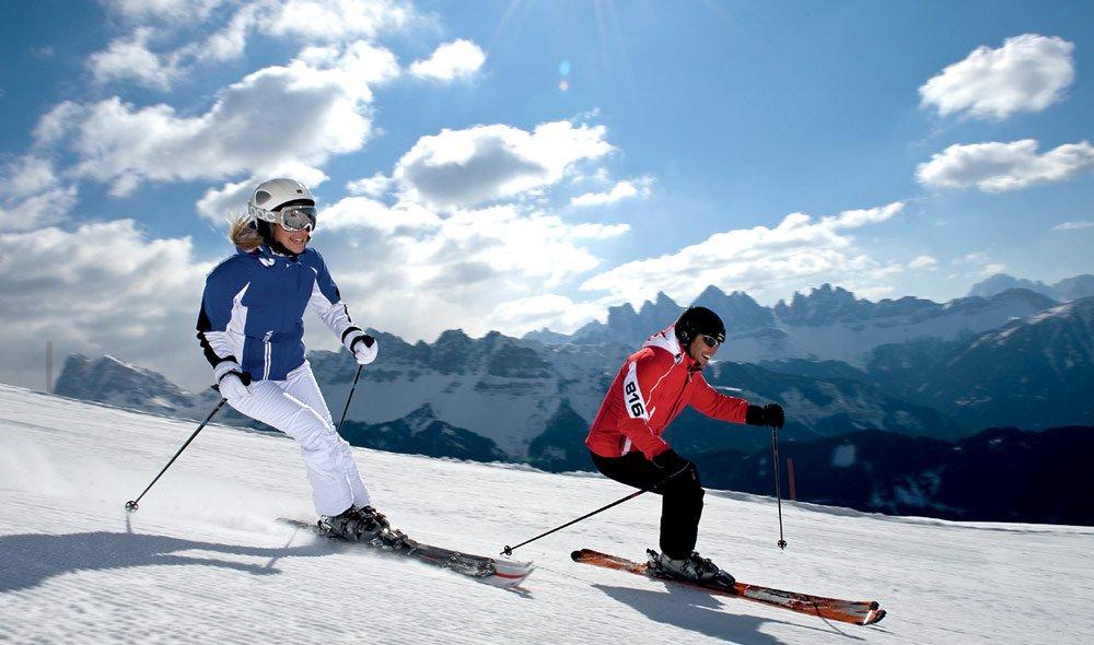 Genuss-Skilauf auf der Plose