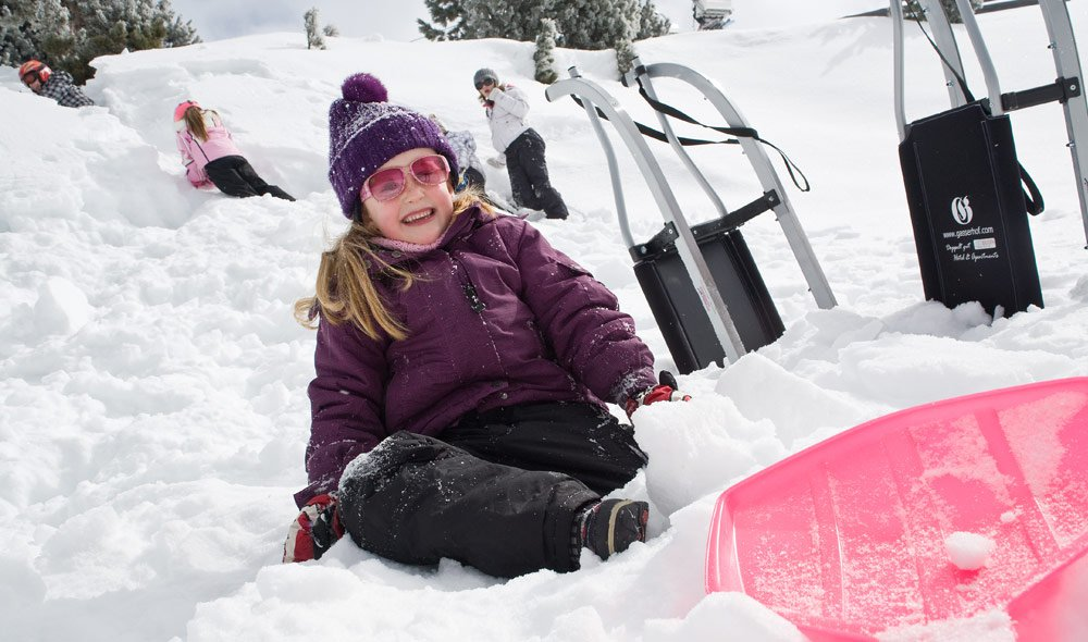 Enjoy unforgettable tobogganing with RudiRun