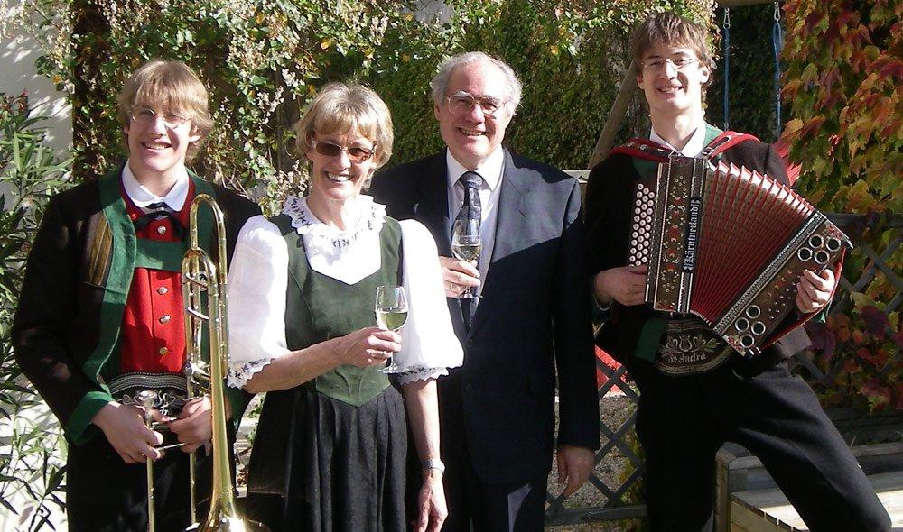 Summererhof Familie