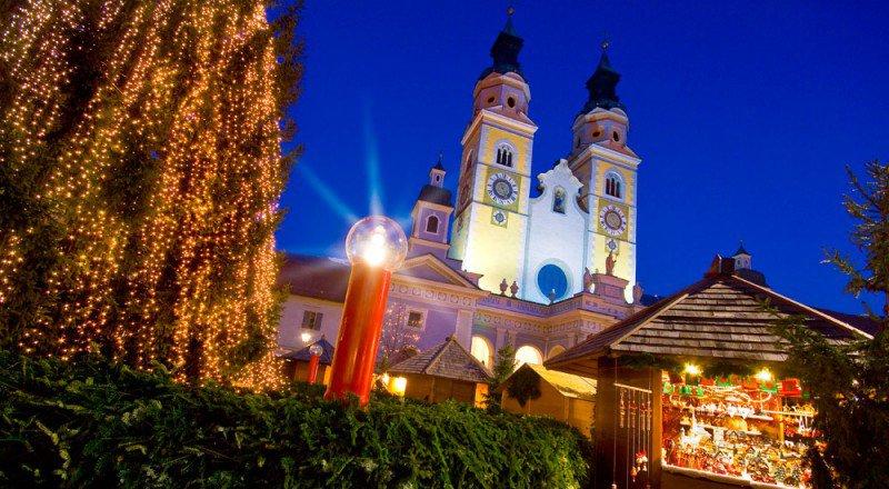 Weihnachten in Brixen, Südtirol